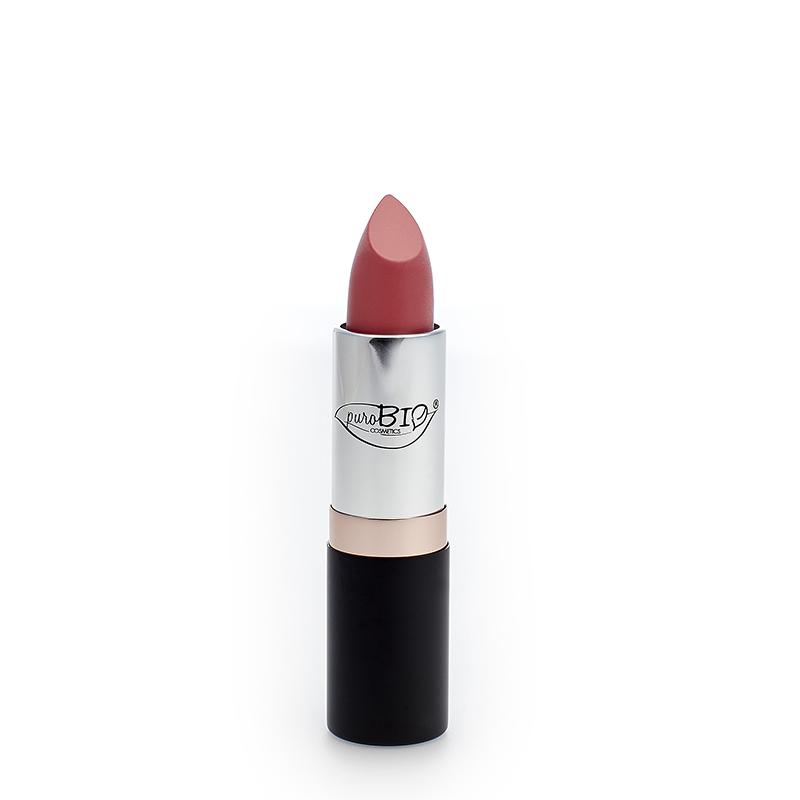 Lipstick n. 09 – Rosa scuro Purobio Cosmetics