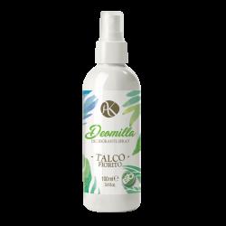 Deomilla Talco Fiorito Bio Deodorante Spray Alkemilla