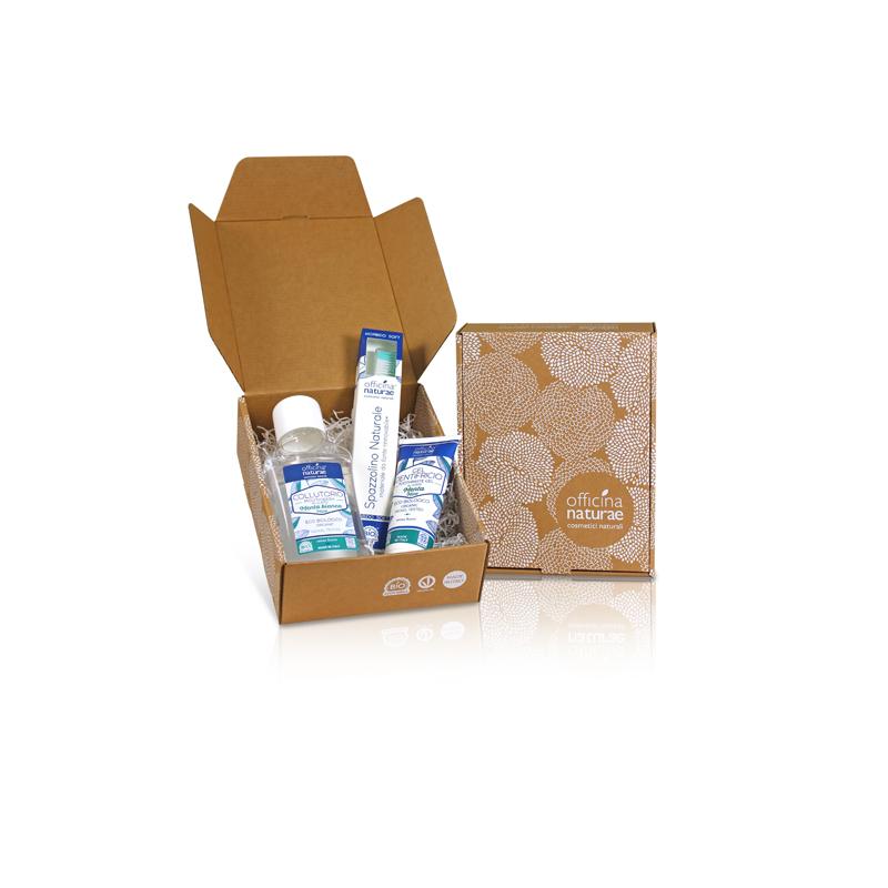 Gift Box Oral Care Menta Officina Naturae