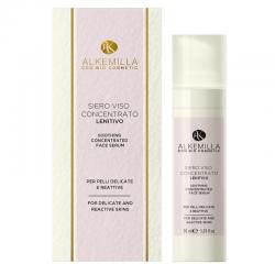 Siero viso concentrato per pelli delicate e reattive Alkemilla Eco Bio Cosmetics Nickel tested
