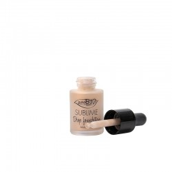 Sublime Drop Foundation Purobio 02