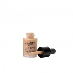 Sublime Drop Foundation Purobio 03