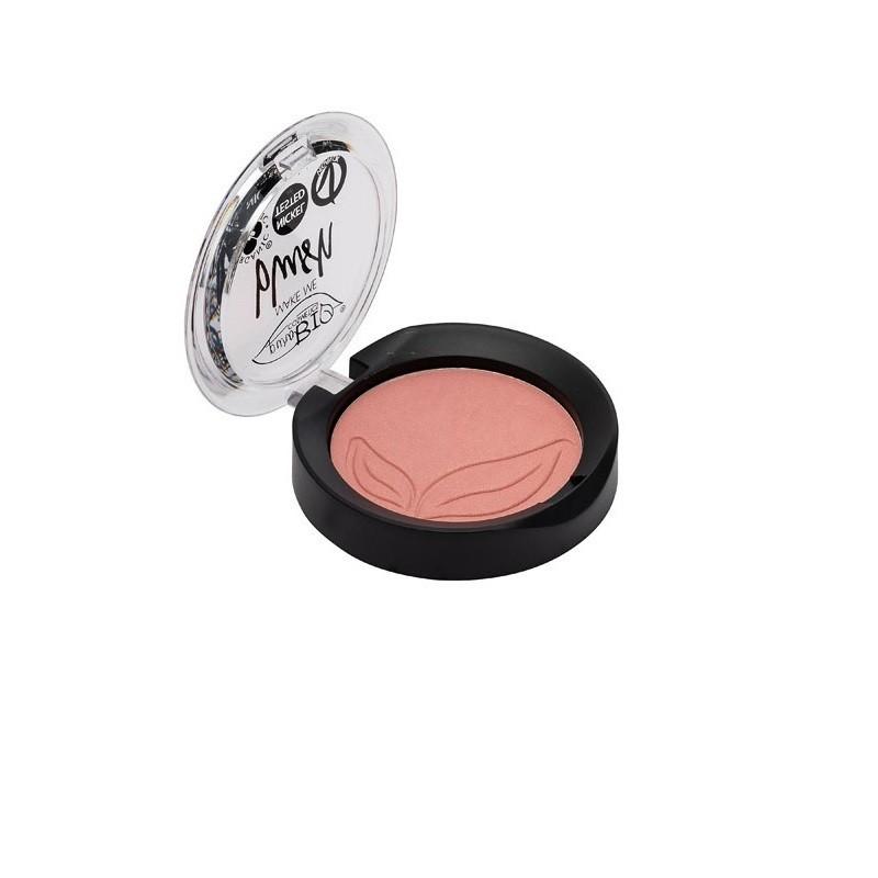 BLUSH n. 1 – Rosa satinato Purobio Cosmetics