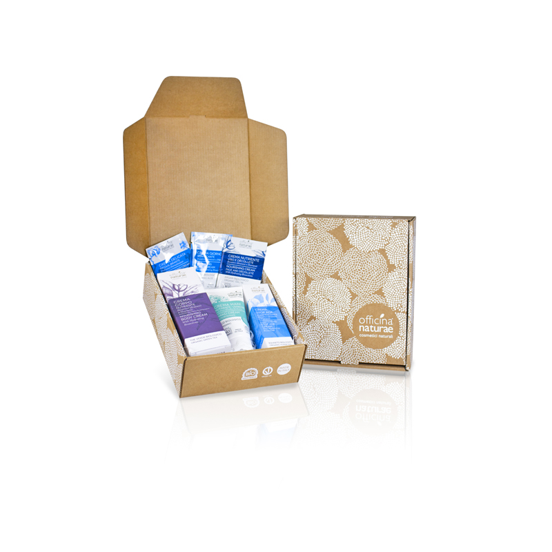 Gift Box Segreti di Bellezza Officina Naturae