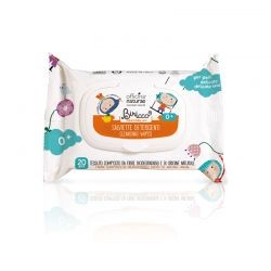 Salviette detergenti Officina Naturae