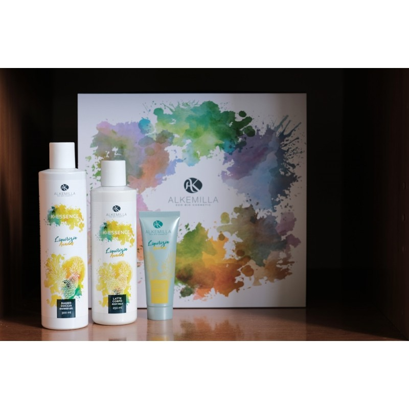 Kit K-Essence Liquirizia Dolce e Ananas - Alkemilla