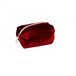 Pochette in velluto Bordeaux Purobio Cosmetics