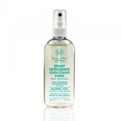 Spray Detergente Igienizzante Mani Domus Olea Toscana