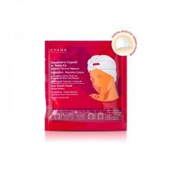 Maschera Capelli In Tessuto Effetto Termo-Vapore - Protettiva E Ravviva Colore N.4 Gyada Cosmetics