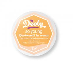 Deoly Deodorante So Young