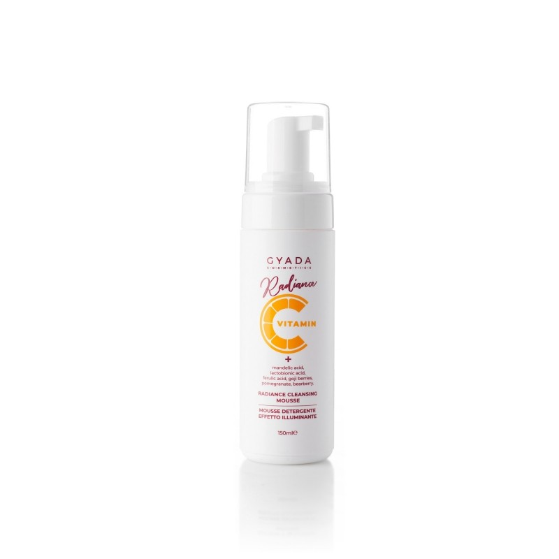 Radiance Cleansing Mousse - Mousse Detergente Illuminante