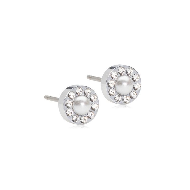 Orecchini Perle con Cristalli J9 Blomdahl