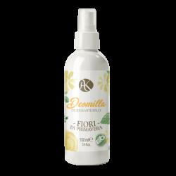 Deodorante Spray Alkemilla Deomilla Fiori di Primavera Bio