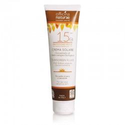 Crema Solare SPF 15 Protezione Media Officina Naturae