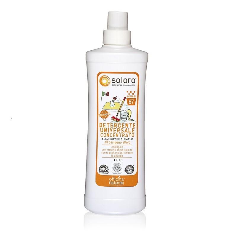 Detergente Universale senza profumo Solara