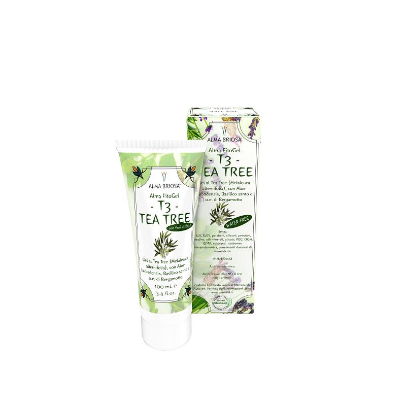 Fitopomata T3  Tea Tree  Alma Briosa