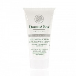 PEELING MASCHERA ANTI-AGE VISO CORPO Domus Olea Toscana