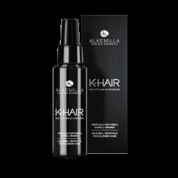 K-Hair Cristalli naturali capelli biondi Alkemilla