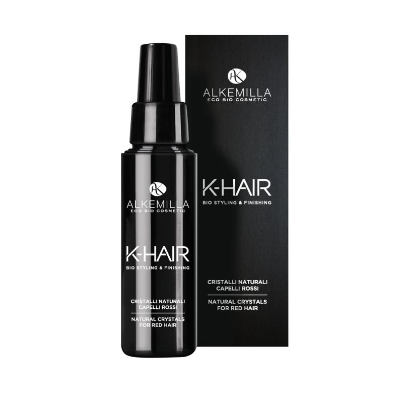 Cristalli Naturali Capelli Rossi K-Hair Alkemilla