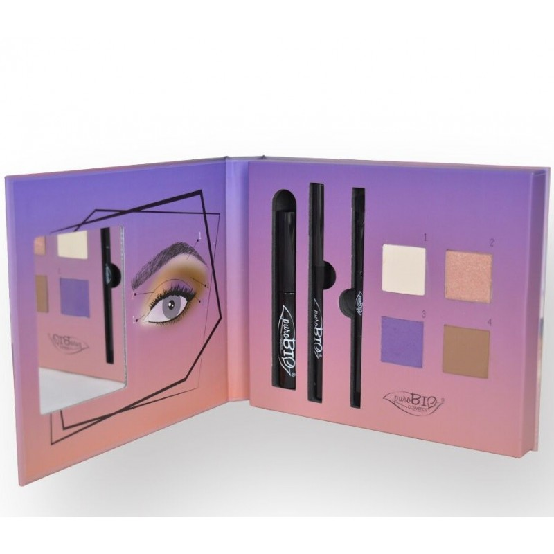 Desert Dream Purobio - Kit occhi Limited Edition Purobio Cosmetics