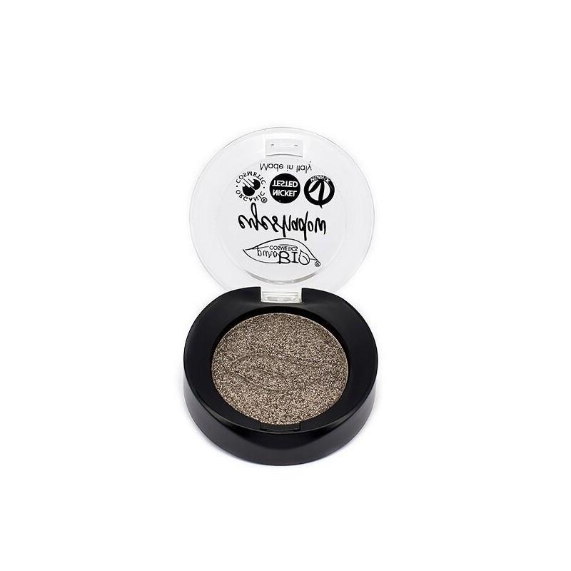 Ombretto in Cialda n. 19 – Grigio Intenso - PUROBIO COSMETICS - Nickel tested