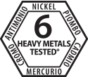 nickel cromo tested