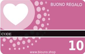 BUONO REGALO LOVE
